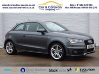 USED 2011 11 AUDI A1 1.4 TFSI S LINE 3d AUTO 122 BHP AUDI History A/C Bluetooth Buy Now, Pay Later Finance!
