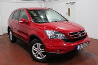 USED 2012 61 HONDA CR-V 2.0 I-VTEC SE PLUS 5d 148 BHP