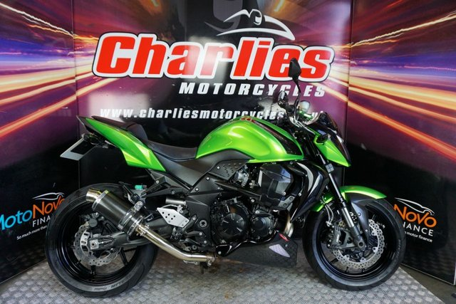 View our KAWASAKI ZR