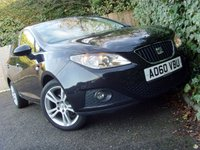 2011 SEAT IBIZA 1.4 CHILL 5d 85 BHP £4499.00