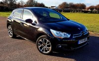 2014 CITROEN DS4 1.6 E-HDI AIRDREAM DSTYLE 5d 115 BHP £6495.00