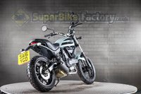 USED 2016 16 DUCATI SCRAMBLER SIXTY2  GOOD & BAD CREDIT ACCEPTED, OVER 500+ BIKES IN STOCK