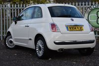 USED 2014 14 FIAT 500 1.2 LOUNGE 3d 69 BHP WE OFFER FINANCE ON THIS CAR