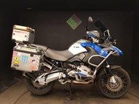 2010 BMW R1200 GS ADVENTURE TU  29,200 MILES, 2010, FULL BMW LUGGAGE, GOOD CONDITION. £6999.00