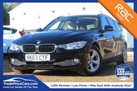 USED 2013 63 BMW 3 SERIES 2.0 320D EFFICIENTDYNAMICS TOURING 5d AUTO 161 BHP