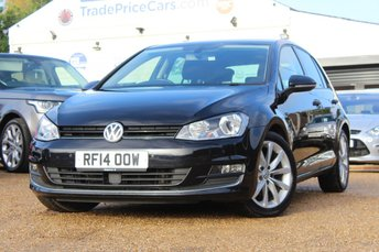 2014 VOLKSWAGEN GOLF 2.0 GT TDI BLUEMOTION TECHNOLOGY 5d 148 BHP £10450.00