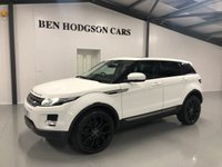 2013 LAND ROVER RANGE ROVER EVOQUE 2.2 SD4 PURE TECH 5d AUTO 190 BHP £19995.00