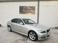2011 BMW 3 SERIES 2.0 318D EXCLUSIVE EDITION 4d 141 BHP £6395.00