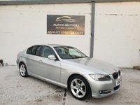2011 BMW 3 SERIES 2.0 318D EXCLUSIVE EDITION 4d 141 BHP £6227.00