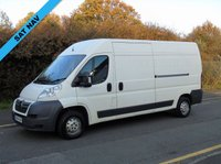 2014 CITROEN RELAY 2.2HDI 130BHP LWB L3 H2 PANEL VAN £6449.00