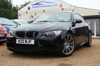 2010 BMW M3 4.0 M3 2d AUTO 415 BHP £19950.00