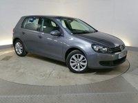 2012 VOLKSWAGEN GOLF 1.6 MATCH TDI DSG 5d AUTO 103 BHP £6995.00