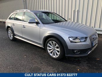 View our AUDI A4 ALLROAD