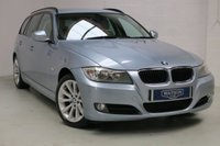 2010 BMW 3 SERIES 2.0 318D SE BUSINESS EDITION TOURING 5d 141 BHP £7799.00