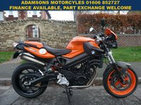 USED 2009 09 BMW F SERIES 798cc F 800 R