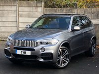 USED 2013 63 BMW X5 3.0 M50D 5d AUTO 376 BHP PAN ROOF/7 SEATER/HEADUP/50D