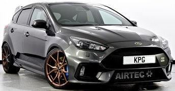 2016 FORD FOCUS 2.3 EcoBoost RS AWD (s/s) 5dr £26995.00