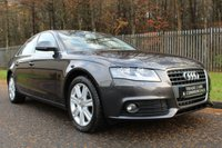 USED 2010 10 AUDI A4 2.0 TDI SE 4d AUTO 141 BHP A STUNNING A4 THATS HAD ONLY ONE OWNER AND COMES WITH FULL SERVICE HISTORY!!!