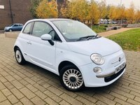 USED 2009 09 FIAT 500 1.2 LOUNGE 3d 69 BHP