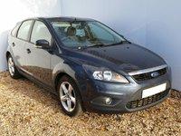 2009 FORD FOCUS 1.6 ZETEC 5d AUTO 100 BHP £3499.00