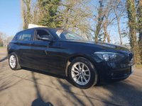 USED 2014 14 BMW 1 SERIES 2.0 116D SE 5d AUTO 114 BHP 2 YEAR RAC WARRANTY FOR ONLY 295.00, FINANCE SPECIALISTS