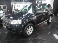 USED 2011 61 LAND ROVER FREELANDER 2.2 TD4 GS 5d 150 BHP