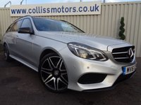2016 MERCEDES-BENZ E CLASS 2.1 E220 BLUETEC AMG NIGHT EDITION PREMIUM 5d AUTO 174 BHP £19995.00