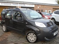 2011 PEUGEOT BIPPER 1.2 HDI TEPEE OUTDOOR 5d AUTO 75 BHP £4500.00