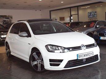 2015 VOLKSWAGEN GOLF 2.0 R DSG 5d AUTO 298 BHP £22990.00