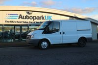 USED 2006 56 FORD TRANSIT 2.2 300 SWB LR 1d 85 BHP LOW DEPOSIT OR NO DEPOSIT FINANCE AVAILABLE