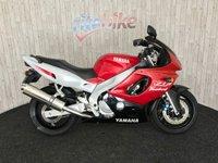 1998 YAMAHA YZF600R YZF 600 R THUNDERCAT 12 MONTH MOT VERY CLEAN 1998  £1890.00