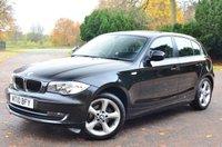 2010 BMW 1 SERIES 2.0 116I SPORT 5d 121 BHP £SOLD