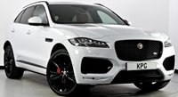 USED 2017 66 JAGUAR F-PACE 3.0 TD V6 S (AWD) (s/s) 5dr Cost New £62k with £11k Extras
