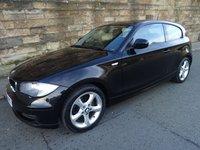 2009 BMW 1 SERIES 2.0 116I SPORT 3d 121 BHP £4690.00