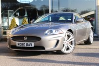 USED 2010 60 JAGUAR XK 5.0 XK PORTFOLIO 2d AUTO 385 BHP Only one registered keeper from new and benefiting from a comprehensive Jaguar service history.