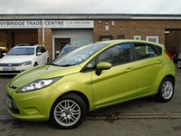 2009 FORD FIESTA 1.2 STYLE PLUS 5d 81 BHP £3250.00