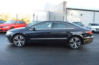 USED 2014 VOLKSWAGEN CC 2.0 GT TDI BLUEMOTION TECHNOLOGY DSG 4d AUTO 138 BHP