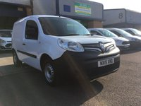 USED 2015 15 RENAULT KANGOO 1.5 ML19 DCI 1d 75 BHP BLUETOOTH, E/W, 5 IN STOCK, FINANCE ARRANGED & 6 MONTHS WARRANTY. 6 months premium Autoguard warranty, Bluetooth, E/W, media connectivity, Radio, Drivers airbag, Factory fitted bulk head, Side loading door, Very Good Condition, 1 Owner, remote Central Locking, Drivers Airbag, CD Player/FM Radio, Steering Column Radio Control, Side Loading Door, Barn Rear Doors, spare key & finance arranged on site
