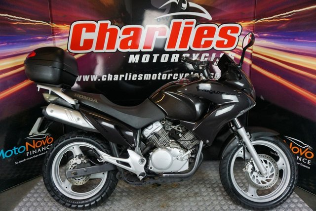 View our HONDA XL 125 V-8
