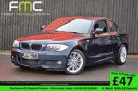 USED 2013 13 BMW 1 SERIES 2.0 120D M SPORT 2d 175 BHP Low Mileage