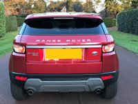 USED 2015 65 LAND ROVER RANGE ROVER EVOQUE 2.2 SD4 Pure Tech AWD 5dr