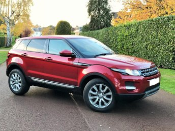 2015 LAND ROVER RANGE ROVER EVOQUE 2.2 SD4 Pure Tech AWD 5dr £26441.00