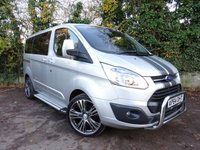 USED 2014 64 FORD TOURNEO CUSTOM 2.2 300 LIMITED TDCI 5d 124 BHP