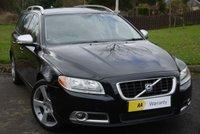 2009 VOLVO V70 2.0 D R-DESIGN 5d 136 BHP £8250.00