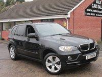 2007 BMW X5 3.0 D SE 5dr AUTO (FULL SERVICE HISTORY) £8990.00
