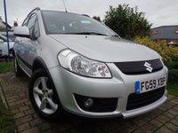 2009 SUZUKI SX4 1.6 GLX 5d 106 BHP £2989.00
