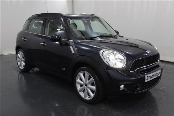 2011 61 MINI COUNTRYMAN 1.6 COOPER S ALL4 HATCHBACK