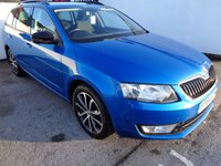 2014 SKODA OCTAVIA 1.6 SE BUSINESS TDI CR 5d 103 BHP £7975.00