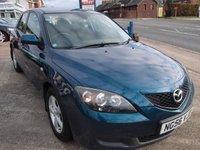 2006 MAZDA 3 1.6 TS D 5d 108 BHP £2295.00