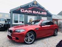 2014 BMW M5 4.4 M5 4d AUTO 553 BHP £29995.00